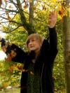 Золотая осень и моя дочь