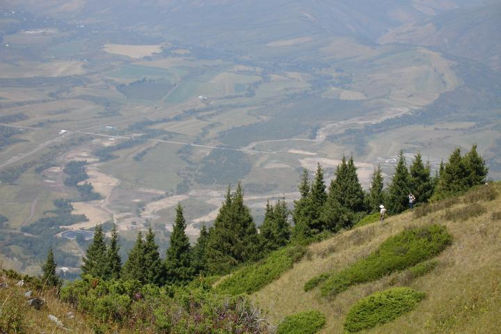 Горы 2011