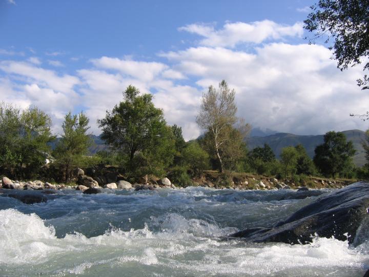 Река Талгар