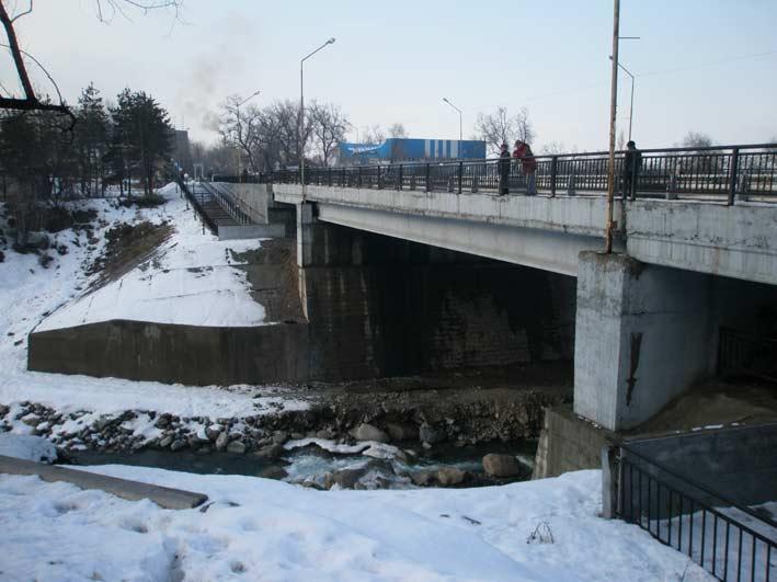 Новый мост 2010 г.