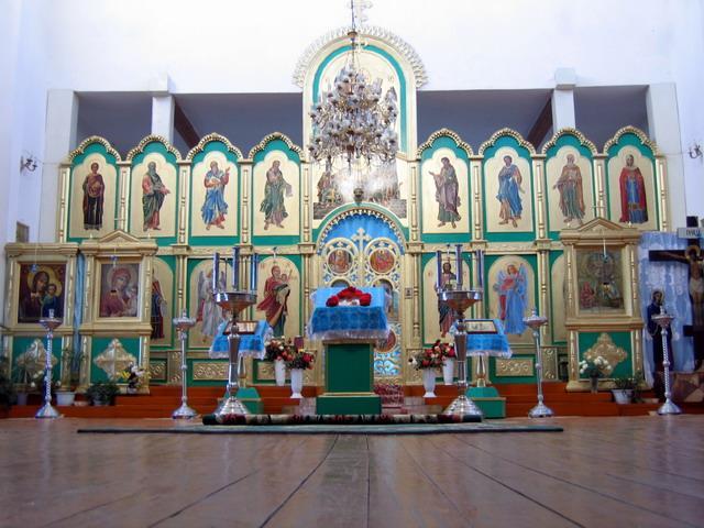 Никольский храм. Фото 2