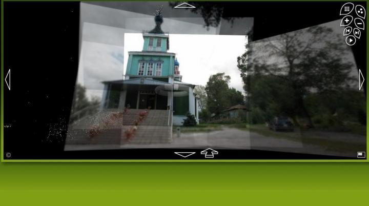 3D панорама Никольского храма