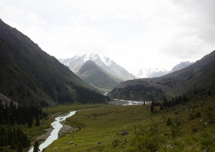 Левое Талгарское ущелье. фото 07