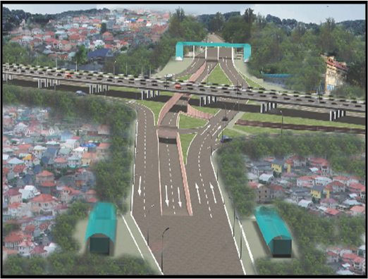 Восточная объездная дорога